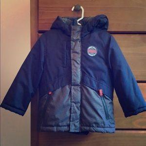 Boys 3-in-1 Winter Jacket 4T Like New